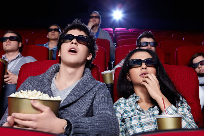 Movie viewers